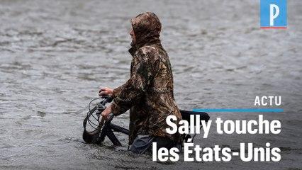 Ouragan Sally aux Etats-Unis : fortes pluies dans l'Alabama et la Floride