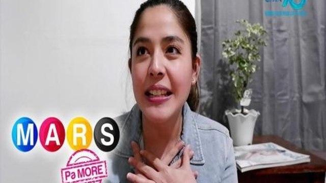 Mars Pa More: Shaira Diaz, nahihirapan huminga sa tuwing nakikita si EA Guzman?   Mars Sharing Group