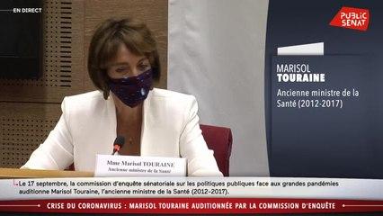 Coronavirus : l'audition de Marisol Touraine - Les matins du Sénat (17/09/2020)