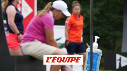 La santé d'abord au Lacoste Ladies Open de France - Golf - LLODF