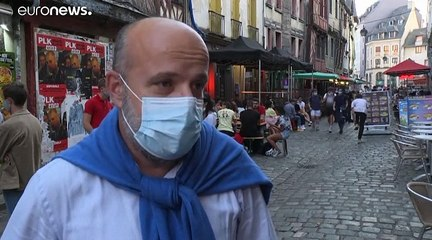 Covid-19 : des bars français sous le coup d'un couvre-feu, ils trouvent la mesure injuste