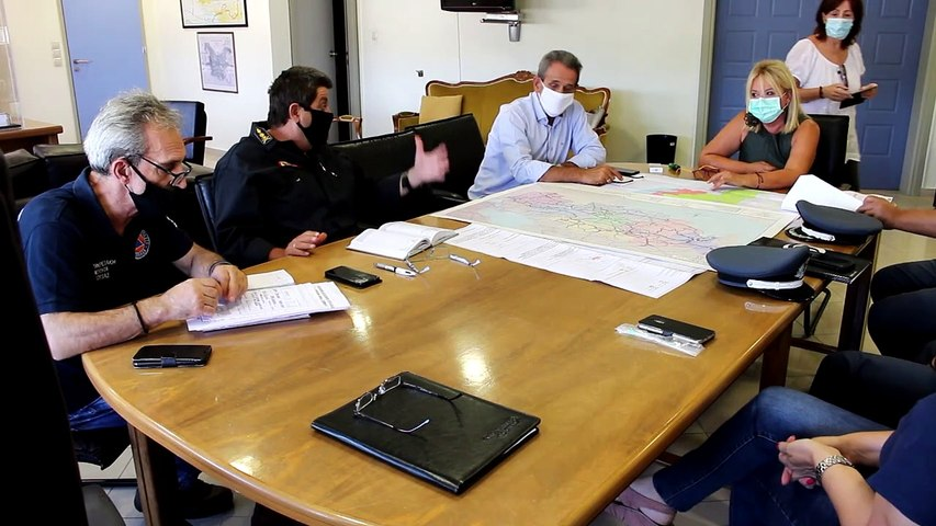 Έκτακτη σύσκεψη του Συντονιστικού. Την Παρασκευή ο Ιανός στη Βοιωτία | Star  Κεντρικής Ελλάδας