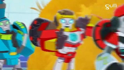 Transformers Rescue Bots Academy - Saison 1, Episode 41