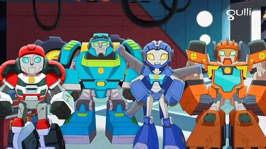 Transformers Rescue Bots Academy - Saison 1, Episode 42