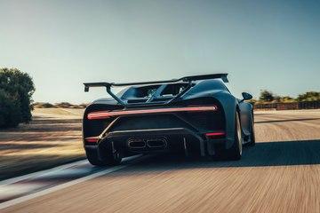 Bugatti Chiron Pur Sport - la production va démarrer prochainement