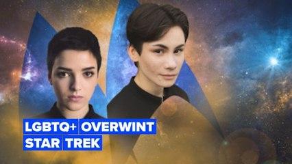LGBTQ+ representatie komt naar Star Trek
