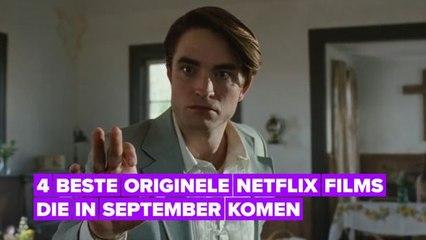 Netflix films voor September