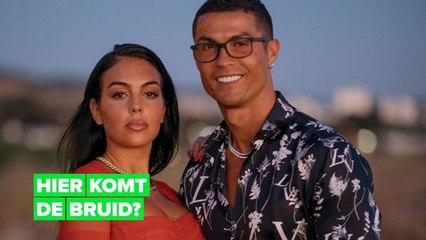 Komt er een Mrs Ronaldo?