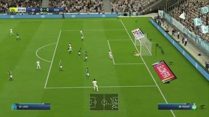 FIFA 20 : notre simulation de OM - ASSE (L1 - 1ère journée)