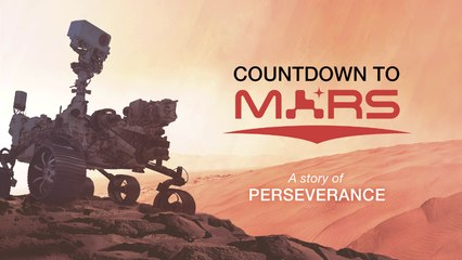 Countdown to Mars - A Story of Perseverance