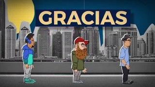GRACIAS - Pepe Lopez Band Feat Rubinsky RBK