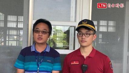 宣傳防災防震 桃市「大富翁」師生嗨翻天