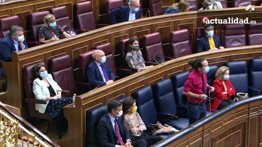 Pablo Iglesias deja sin palabras a los CHARLATANES de VOX | PODEMOS