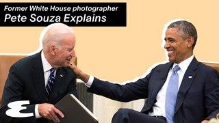 Pete Souza   Explain This