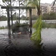 Etats-Unis: «Inondations catastrophiques» sur le passage de l'ouragan Sally