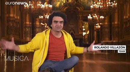 """Concert """"Perpetual Music"""" à Paris : l'invitation au voyage de Rolando Villazón et Renaud Capuçon"""