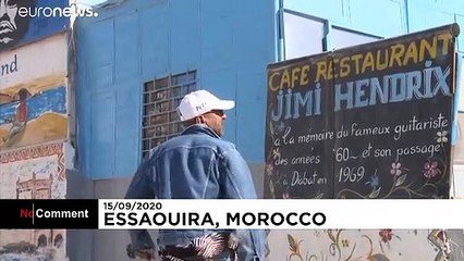 Essaouira vibre pour Hendrix, 50 ans après sa mort