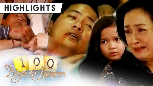 Anna blames herself for what happened to Bruce | 100 Days To Heaven