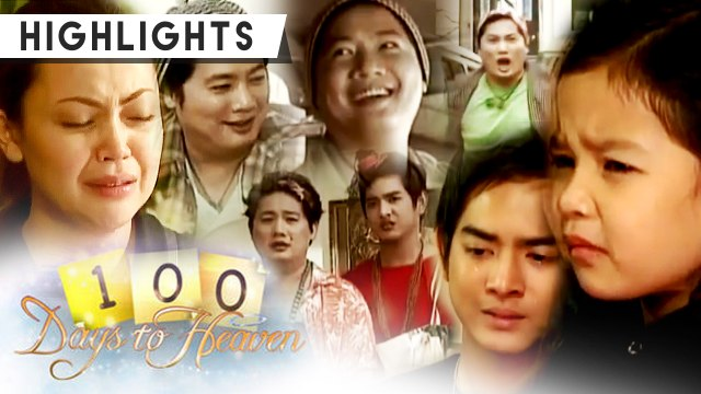 Anna, Sophia & Jopet reminisce happy moments with Bruce | 100 Days To Heaven