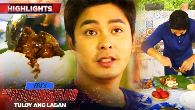 Cardo cooks Alyana packed lunch | FPJ's Ang Probinsyano