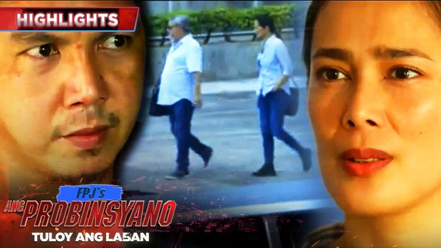 Diana and Teddy are followed by Art's men | FPJ's Ang Probinsyano