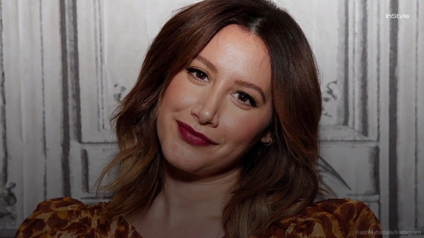 Ashley Tisdale Is Expecting Her First Child with Christopher French