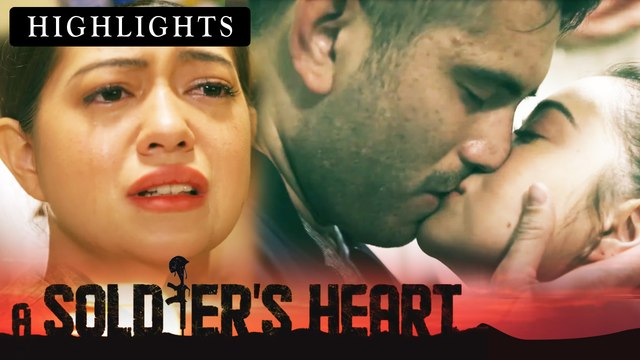 Lourdes sheds tears as she recalls precious moments with Alex | A Soldier's Heart