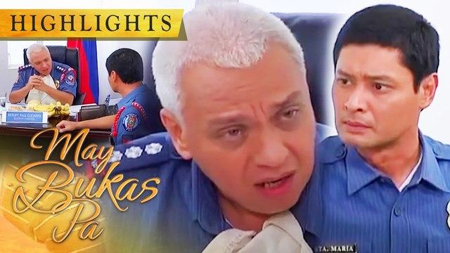 Mario informs their chief officer about the anomalies in Bagong Pag-asa | May Bukas Pa