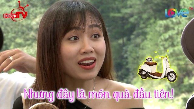Thanh Tân nhờ môi trề mà cầu hôn được hot girl khiến Kha Ly không nhịn được cười