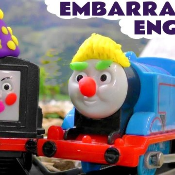 Embarrassing Engines Pranks with Diesel and Thomas and Friends and the Funny Funlings in this Family Friendly Full Episode English Trackmaster Toy Trains Story for Kids from Kid Friendly Family Channel Toy Trains 4U