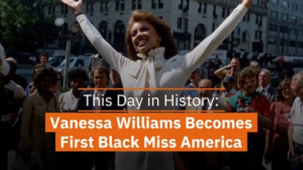 The First Black Miss America