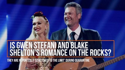 The Update On Gwen Stefani And Blake Shelton