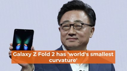 The Galaxy Z Fold 2 Is Different