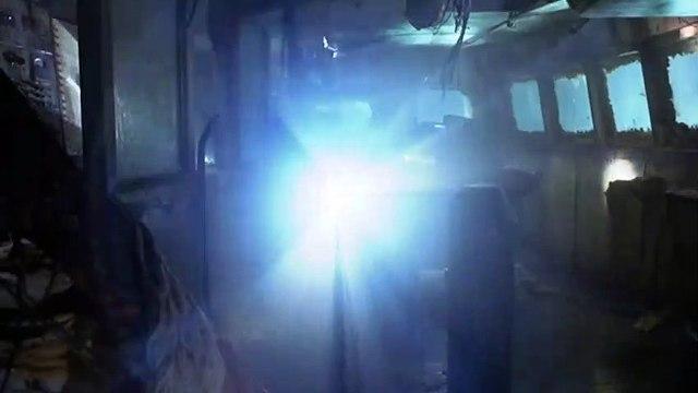 Ghost Ship Movie (2002) - Gabriel Byrne, Julianna Margulies, Ron Eldard