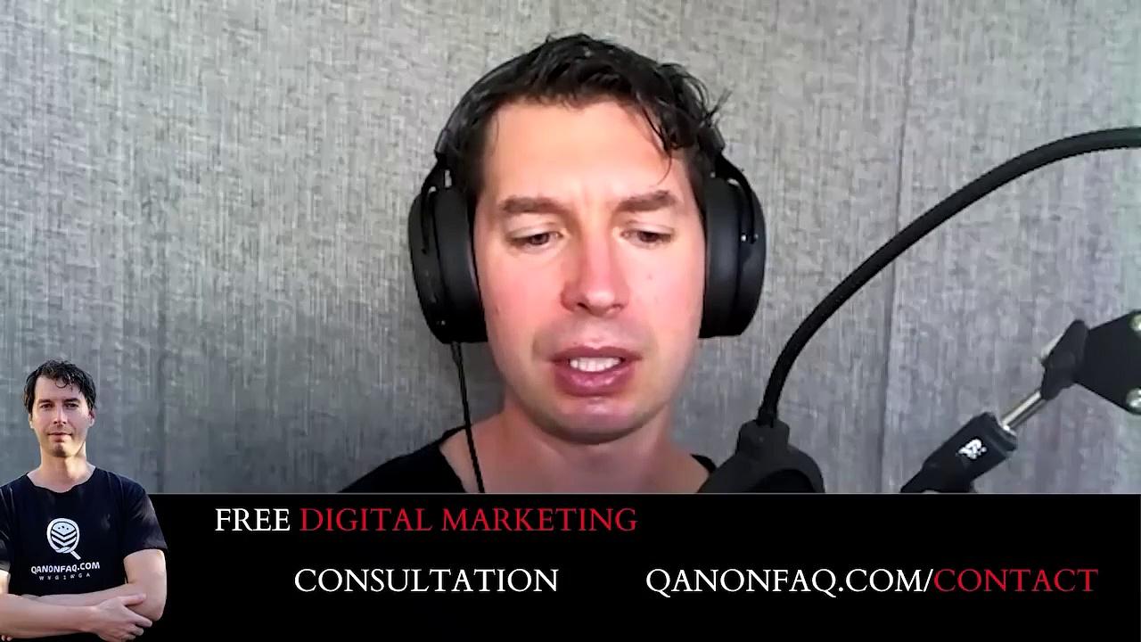 Qanon – Douglas Belmore Was Fired For Qanon