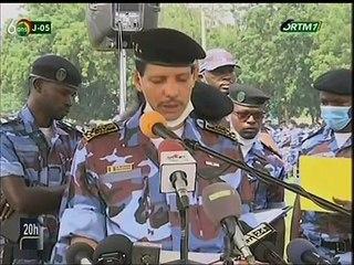ORTM/La 26eme promotion de la police prête serment