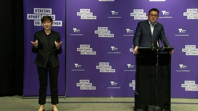 Victoria records 45 new coronavirus cases, five deaths