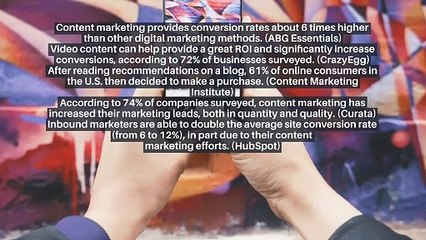 Content Marketing – Every Marketer Needs to Know