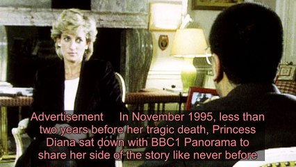 Princess Diana's Panorama Interview Is Still Shocking 25 Years Later- 'There Were 3 of Us in This Ma