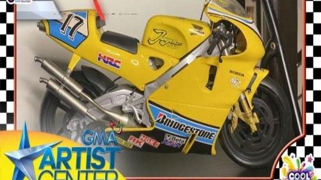 Cool Hub: Mga astig na motorbike toys, silipin!   Episode 2