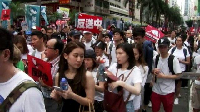 Former Australian judge resigns from Hong Kong's top appeals court