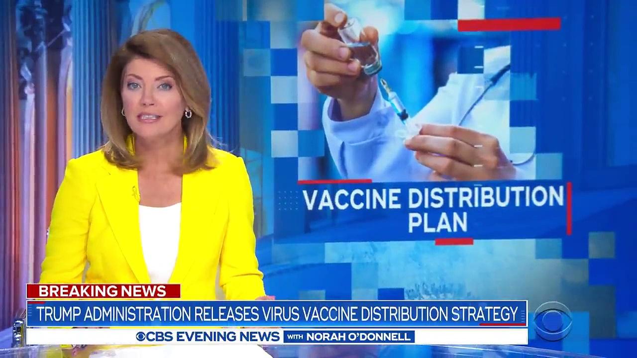 CDC unveils coronavirus vaccine distribution plan