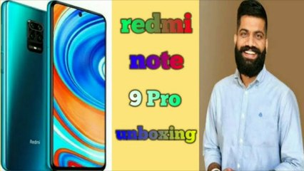 Redmi note 9 Pro unboxing English! redmi note 9 pro max gaming review (bhakt Guruji)