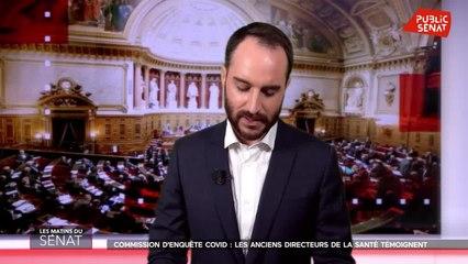 Commission d'enquête Covid : les anciens directeurs de la Santé témoignent - Les matins du Sénat (18/09/2020)