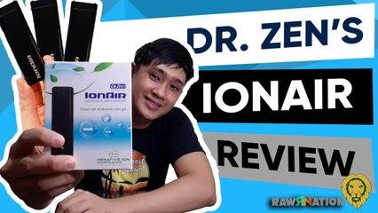 Tech Jungle: IonAir, a wearable air purifier