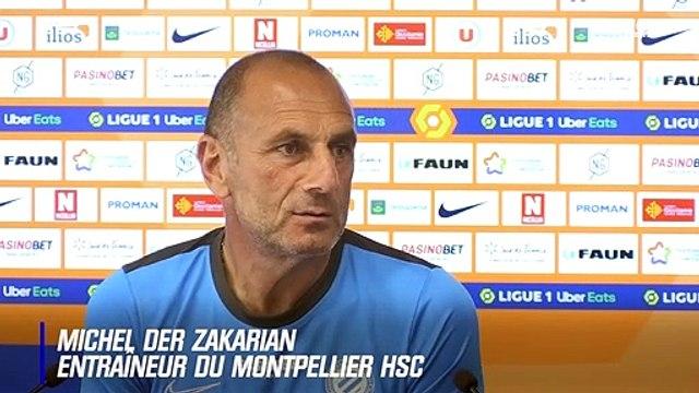 "Montpellier - OL : ""Et ton équipe elle fait quoi ?"", Der Zakarian allume Juninho"