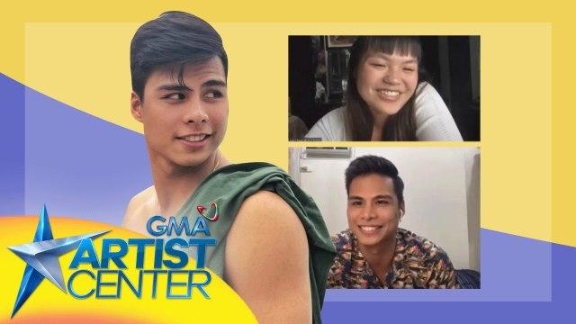 E-Date Mo Si Idol: John Vic Guzman, nakipag-HEART-TO-HEART talk sa lucky searchee!