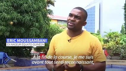 """Guinée équatoriale: 20 ans après les JO de Sydney, """"Eric l'anguille"""" se souvient"""