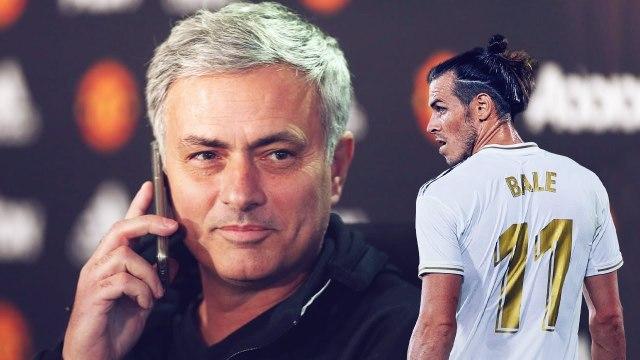 Le coup de téléphone de Gareth Bale à José Mourinho qui a tout changé | Oh My Goal