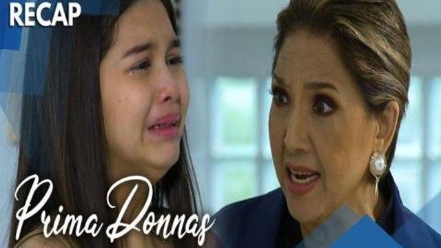 Prima Donnas: Lady Prima despises Brianna   Recap Episode 23